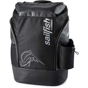 sailfish Cape Town Backpack black/silver black/silver