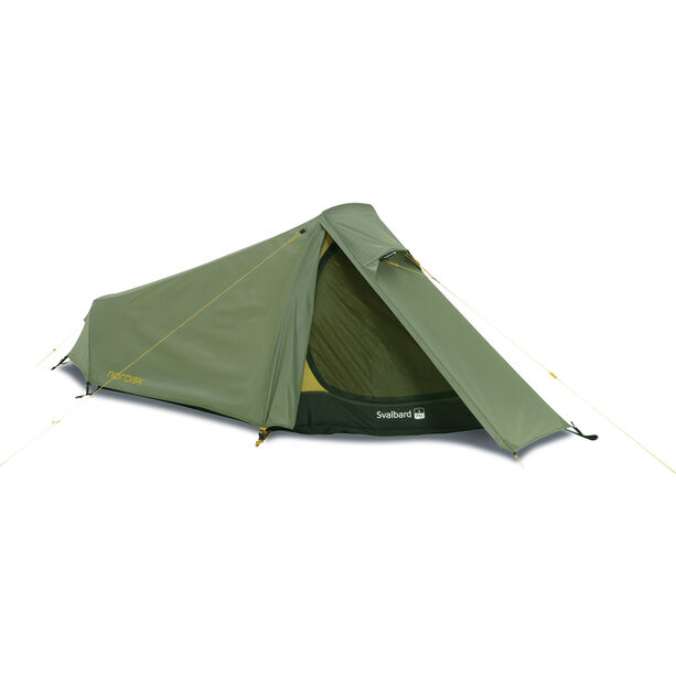 Nordisk Svalbard 1 PU Tent dusty green