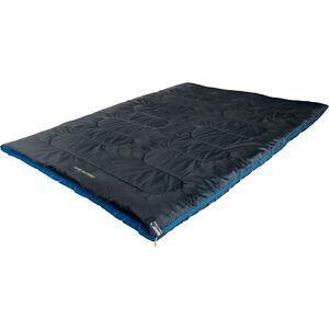 High Peak Ceduna Duo Sleeping Bag anthrazit/blau anthrazit/blau