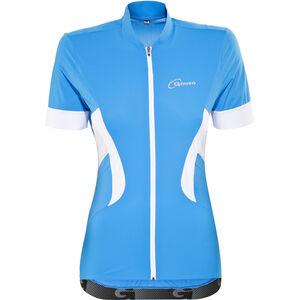 Gonso Febe Radtrikot Damen brilliant blue brilliant blue