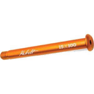 Fox Racing Shox Axle Assembly 15x110mm Kabolt orange ano orange ano