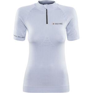 X-Bionic Biking Ae Lady Race Ow Shirt Sh_Sl. Damen skyway/black skyway/black