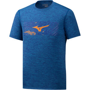 Mizuno Impulse Core Tee Men Mazzarine Blue bei fahrrad.de Online