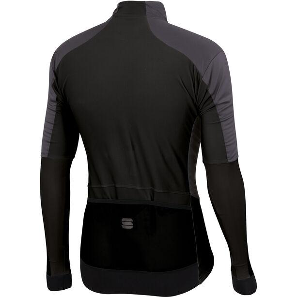 Sportful Bodyfit Pro Jacke Herren anthracite/black