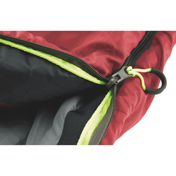 Outwell Campion Sleeping Bag Kinder red