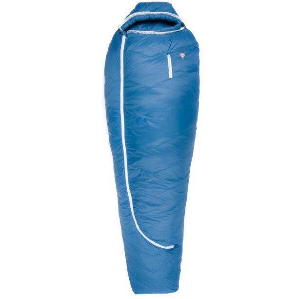Grüezi-Bag Biopod DownWool Ice 175 Sleeping Bag ice blue