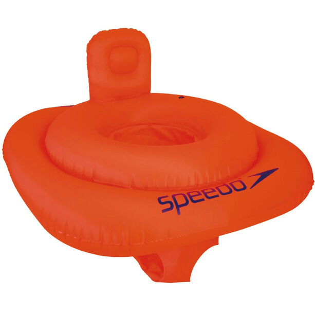 speedo Sea Squad Schwimmsitz 0-12 Monate Kinder orange