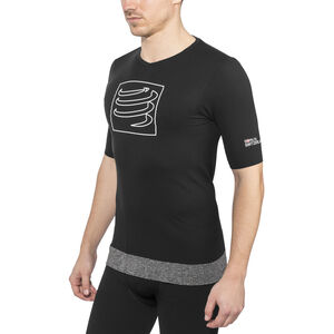 Compressport Training T-Shirt Unisex Black bei fahrrad.de Online