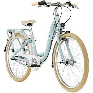 "Puky Skyride Light Classic 24"" Alu Kinderfahrrad 3-Gang Himmelblau bei fahrrad.de Online"