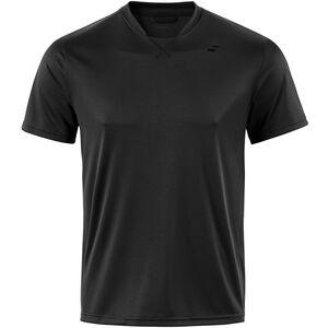 SQUARE Sport Trikot Kurzarm Herren black black