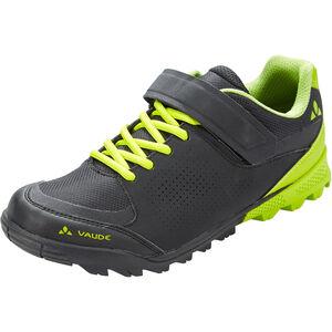 VAUDE AM Downieville Low Shoes black/chute black/chute