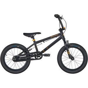 s'cool XtriX mini 16 black/gold matt bei fahrrad.de Online