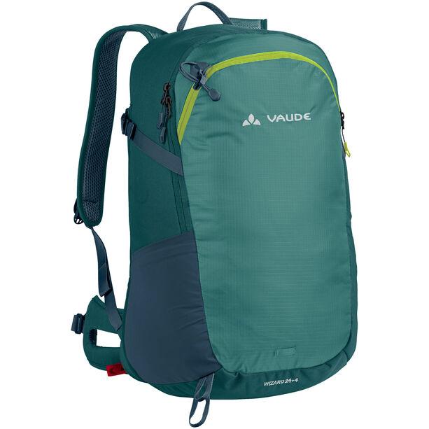 VAUDE Wizard 24+4 Backpack nickel green