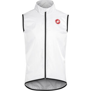 Castelli Squadra Long Vest Men white