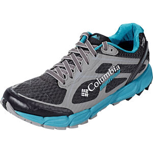 Columbia Caldorado II Outdry Shoes Damen dark grey/sea level dark grey/sea level