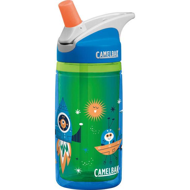 CamelBak Eddy Isolierte Flasche 400ml Kinder lue rockets