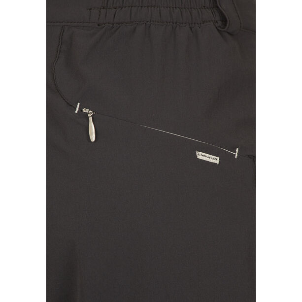 Endura Trekkit 3/4 Hose Damen schwarz