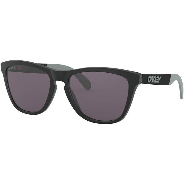 Oakley Frogskins Mix Sunglasses Damen matte black/prizm grey