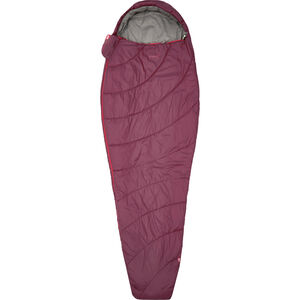 Millet Baikal 750 Sleeping Bag Damen velvet red velvet red