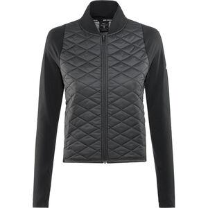 Nike AeroLayer Jacket Women black/atmosphere grey