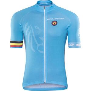 Bioracer Van Vlaanderen Pro Race Jersey blue