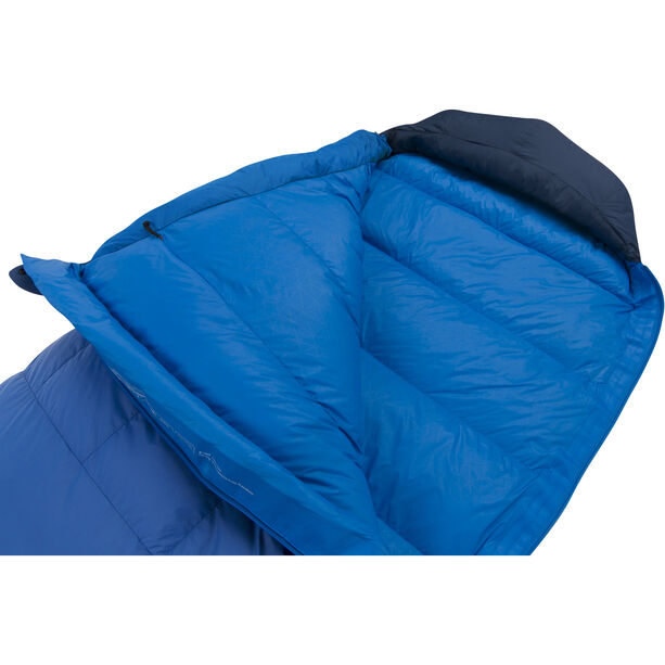 Sea to Summit Trek TkI Sleeping Bag Long bright blue/denim