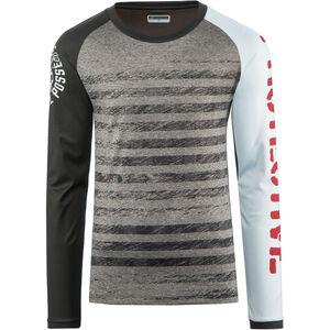 Protective Live & Loud LS Shirt Herren grey melange grey melange