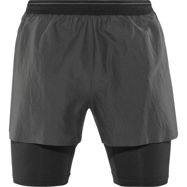 adidas TERREX Agravic 2in1 Shorts Herren black
