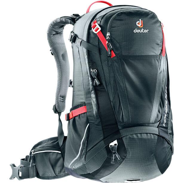 Deuter Trans Alpine 32 EL Backpack graphite-black