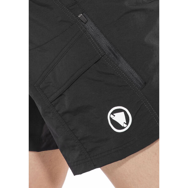 Endura Hummvee II Shorts Damen black