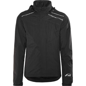 Protective P-Rain II Jacket Herren black black