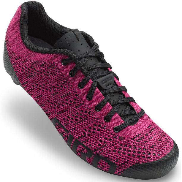 Giro Empire E70 Knit Shoes Damen berry/bright pink