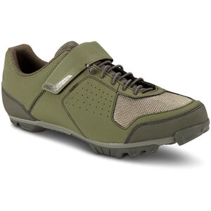 Cube MTB Peak Shoes Unisex olive
