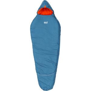 Jack Wolfskin Grow Up Comfort Sleeping Bag Kids moroccan blue bei fahrrad.de Online
