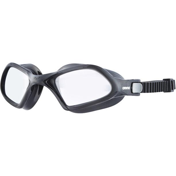 arena Smartfit Goggles clear-black-black