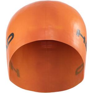 Head Silicone Moulded Cap orange orange