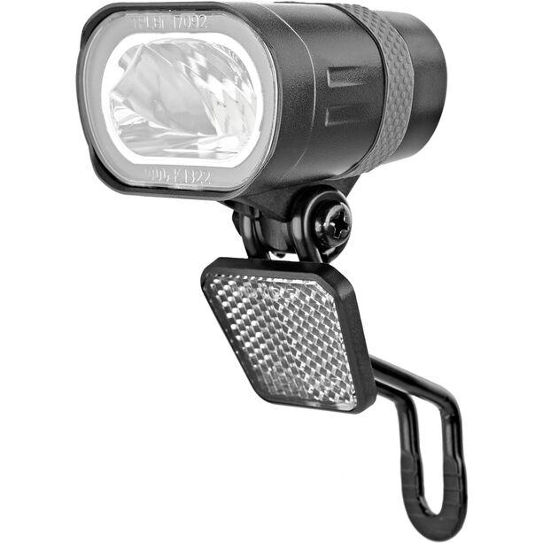 spanninga Axendo 40 XE Front Light for E-Bikes StVZO black