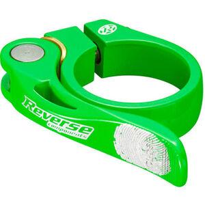 Reverse Long Life Sattelklemme 34,9mm neon grün bei fahrrad.de Online
