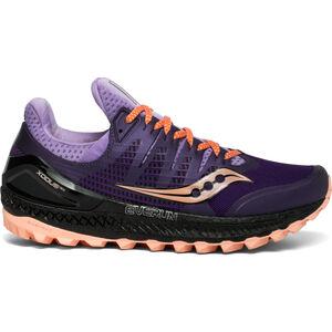 saucony Xodus ISO 3 Schuhe Damen purple/peach purple/peach
