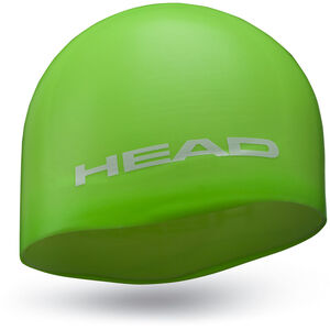Head Silicone Moulded Cap green green