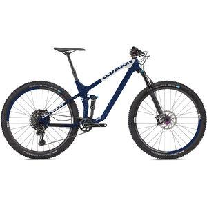 "NS Bikes Define 130 2 29"" blue splash blue splash"