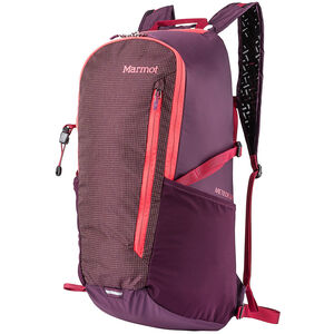 Marmot Kompressor Meteor 22 Daypack dark purple/brick dark purple/brick