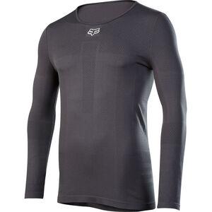 Fox Attack Fire Langarm Baselayer Shirt Herren black black