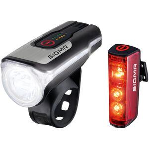 SIGMA SPORT Aura 80/Blaze USB Beleuchtungsset