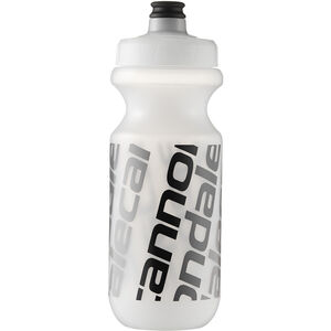 Cannondale Diagonal Bottle 570 ml clear/black clear/black