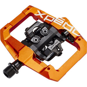 Xpedo Clipless GFX Pedal orange