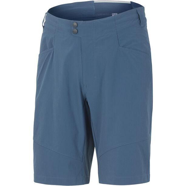 Ziener Nolik Shorts Herren antique blue