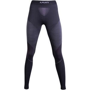 UYN Visyon UW Long Pants Damen charcoal/raspberry/white charcoal/raspberry/white
