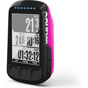 Wahoo Fitness ELEMNT Bolt GPS Fahrradcomputer pink pink