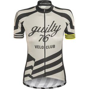 guilty 76 racing Velo Club Pro Race Jersey Damen grey grey